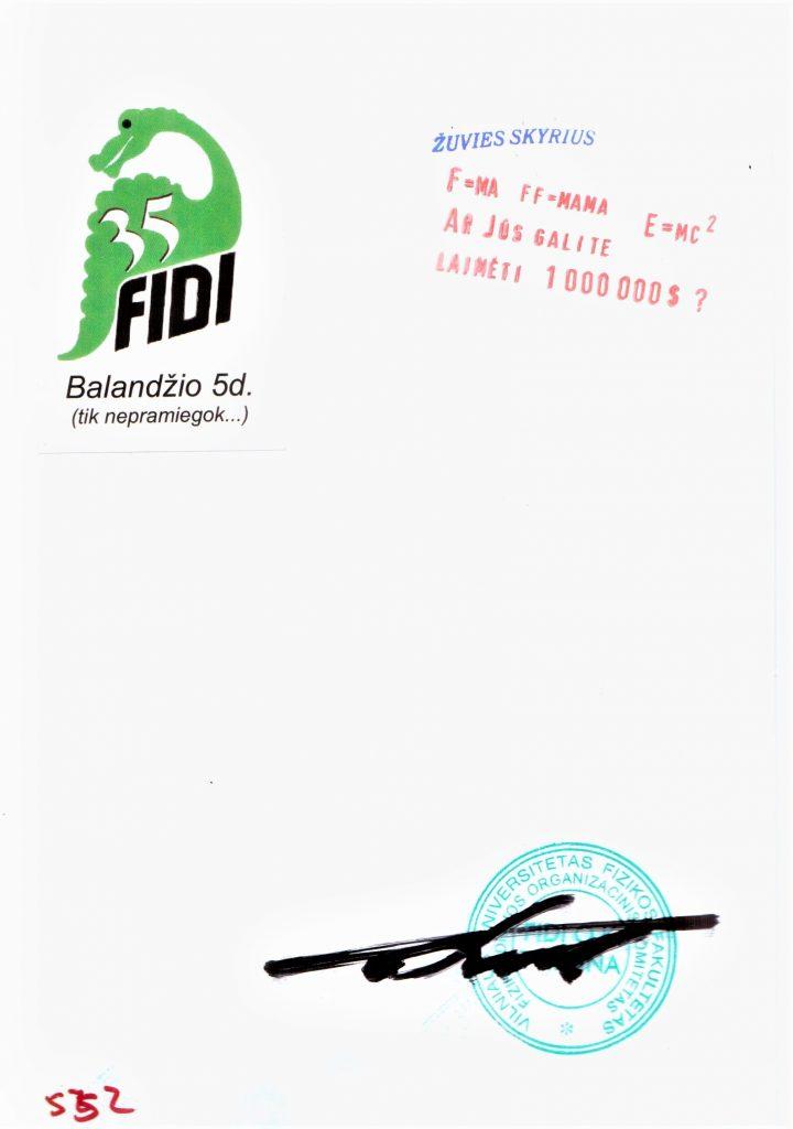 Skrajutė. FiDi#35