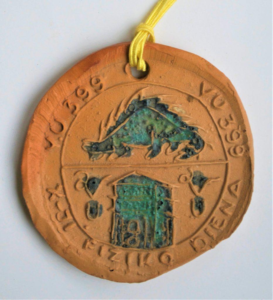 FiDi#10 Medalis