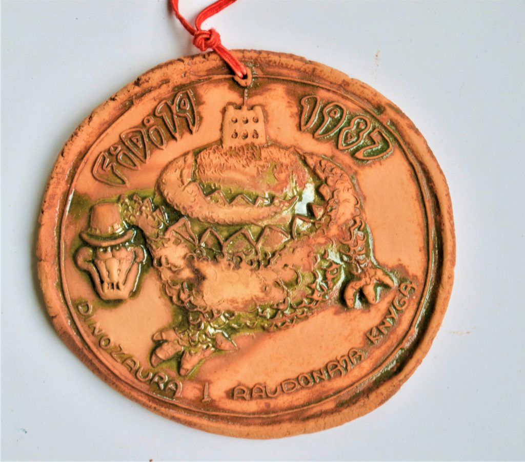 FiDi#19 Medalis