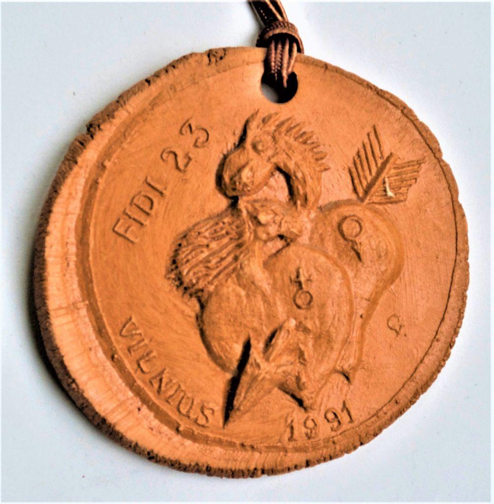 FiDi#23 Medalis