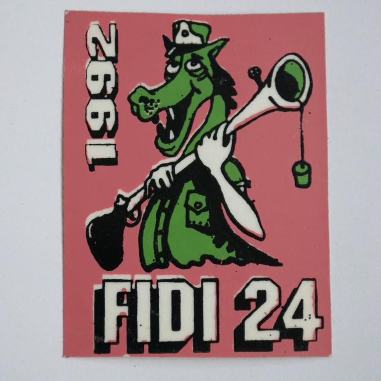 Lipdukas FiDi#24
